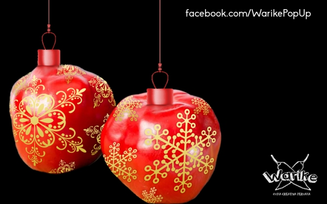 rocoto navidad warike
